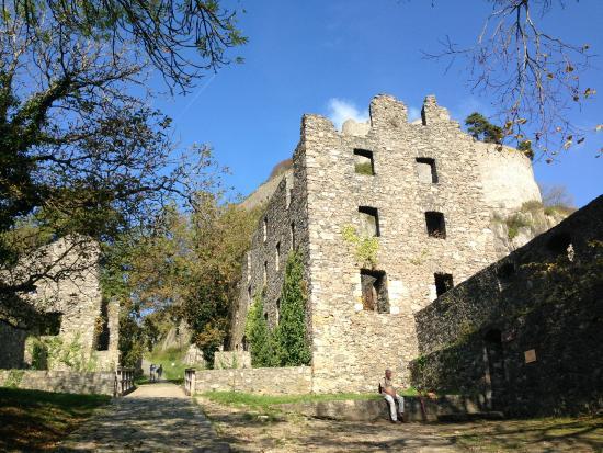 Hohentwiel: Burg