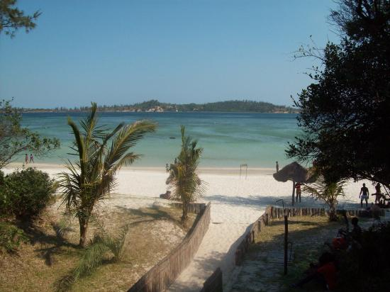 Praia Do Sol: View from the hotel