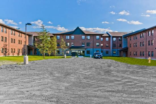 Residence & Conference Centre (RCC) - Sudbury North