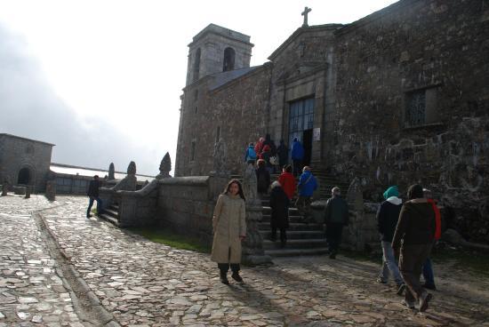 Santuario De Nuestra Senora De La Pena De Francia
