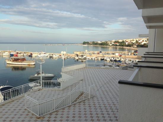 Hotel Loza: Hafen