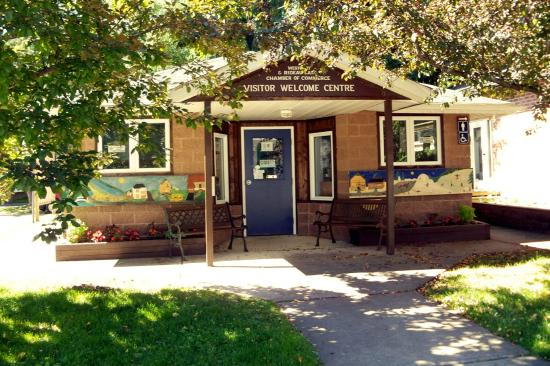 Westport Rideau Lakes Visitor's Welcome Centre