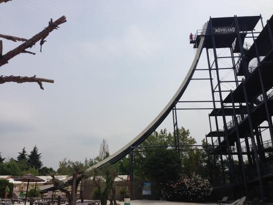 Caneva - The Aquapark: Rutsche Stukas Boom