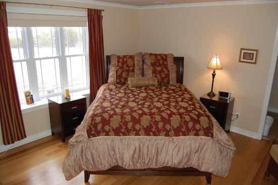 Golden Grape B&B : Merlot Room