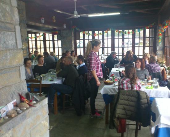 Tsagkarada, Grèce : Kiriakoula