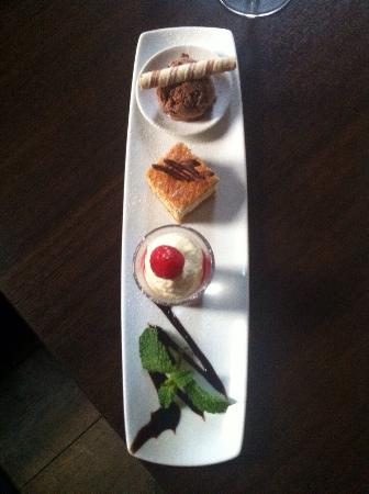 El Matador Restaurant: New desserts !