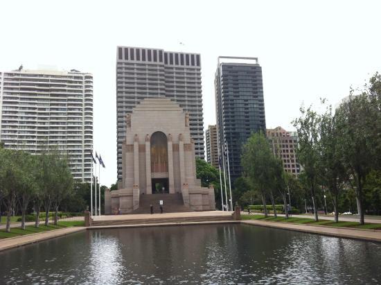 Anzac War Memorial: War Memorial