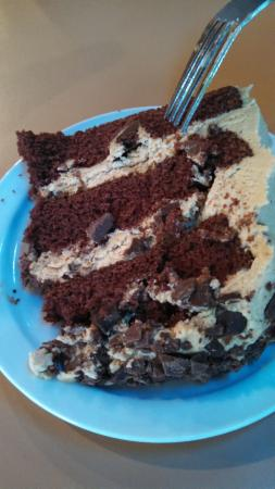 Hamburger Mike's: The most delicious cake ever!!!