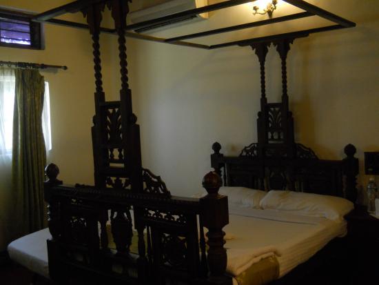 Akkarakalam Memoirs: The royal bedroom