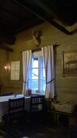 Bembolen Kahvitupa : Picture from inside the restaurant