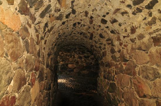 Fortaleza de Suomenlinna: В казематах крепости