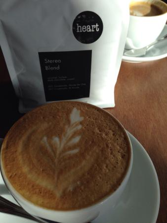 Photo of Cafe Heart Coffee at 537 Sw 12th Ave, Portland, OR 97205, United States