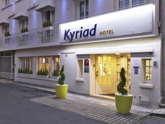 호텔 키리아드 소뮈르