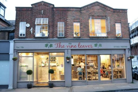 The Vine Leaves