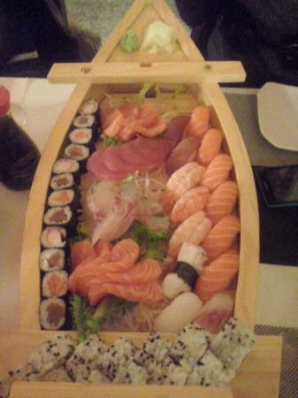 Ristorante giapponese hana sushi turin restaurant avis for En ristorante giapponese