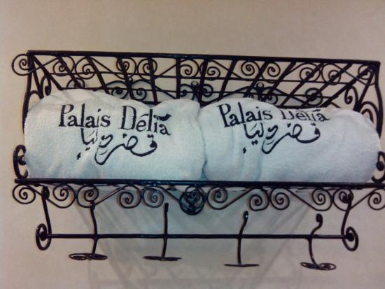 Riad Palais Delia : jolie présentation