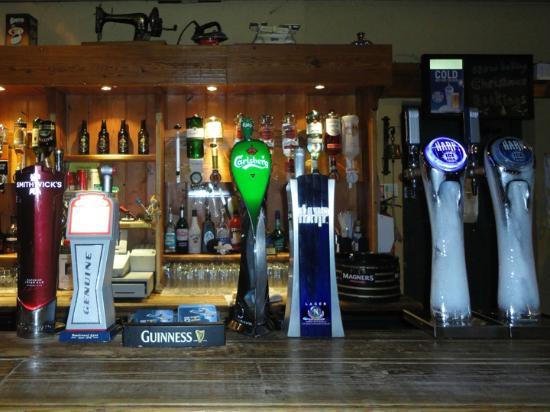 Portadown, UK: Bar