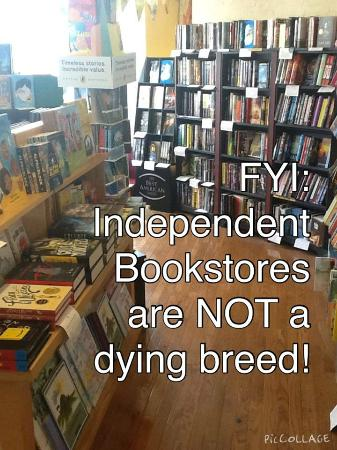 Market Block Books: Independent Bookstore