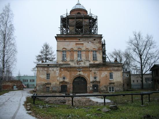 Tikhvin Holy Vvedenskiy Monastery