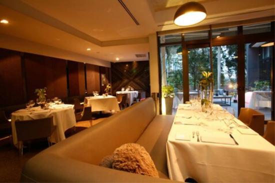 The Restaurant La Scala