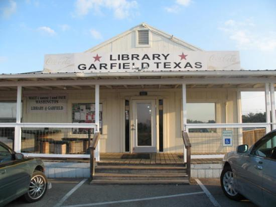 Del Valle, Teksas: Yes, it's in the Library