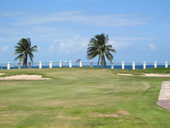Cancun Golf Club at Pok-Ta-Pok: Ocean green
