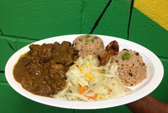 how to make caribbean curry goat