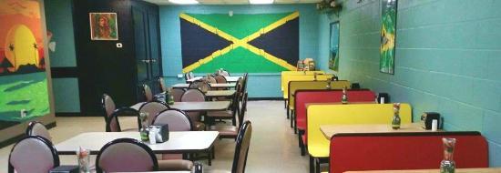 Interior Picture Of Angie S Bikkles Caribbean Restaurant