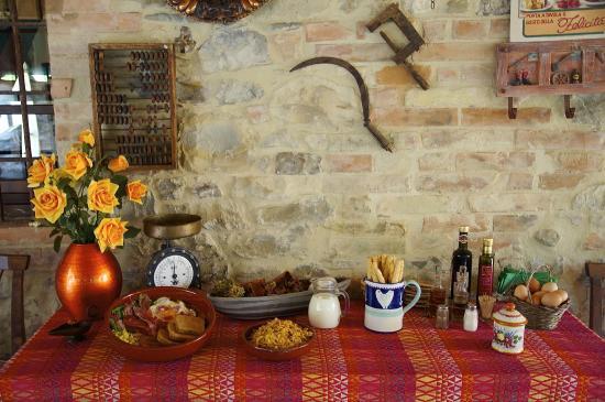 La Pietra Rara: colazione salata a richiesta
