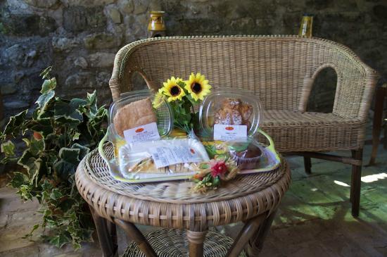 La Pietra Rara: colazione per celiaci a richiesta (non inclusa nel costo)