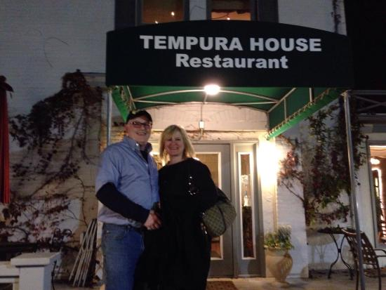 Tempura House: Going in