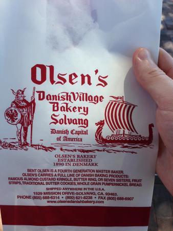 Olsen's Danish Village Bakery: Olsens