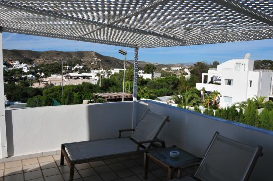 Mikasa & Spa: Nassau suite terrace