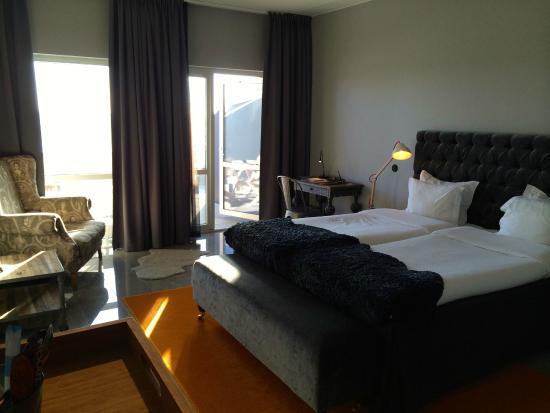 Ocean Hotel : Schlafzimmer