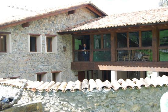 Casa del Batlle : Vista de la casa