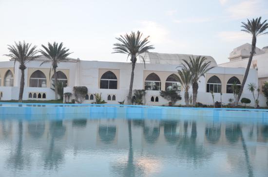 Palais des Roses: swimming pool