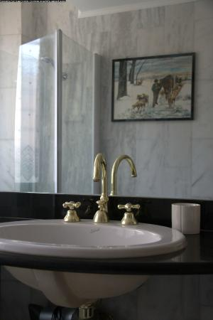 B&B Parioli Garden: Ванная