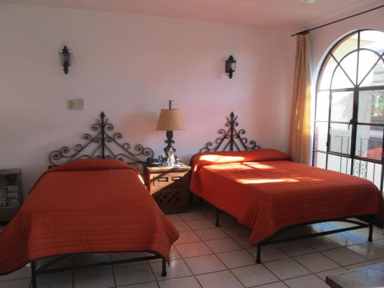 Quinta Loreto: Our room