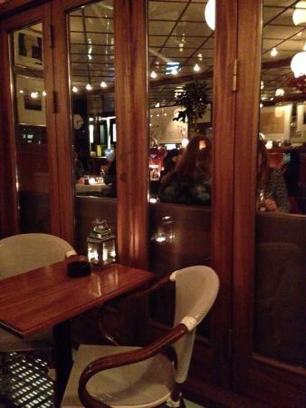 Sokkelund Cafe & Brasserie : Stemning