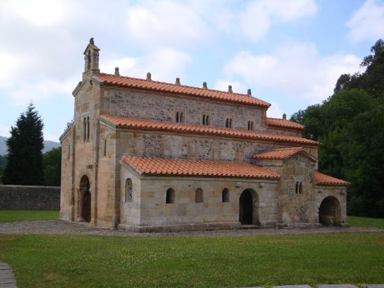 San Salvador de Valdedios El Coventin
