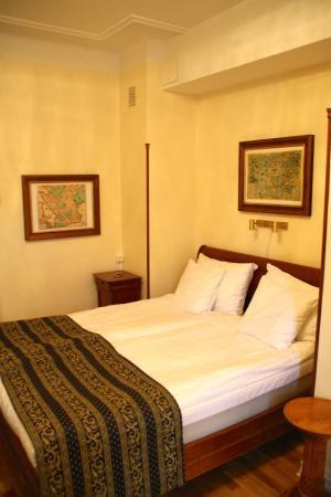 Mayfair Hotel Tunneln: Schlafzimmer