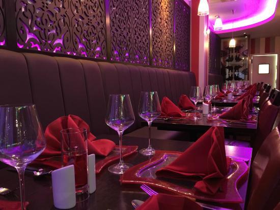 Shad indian restaurant london southwark