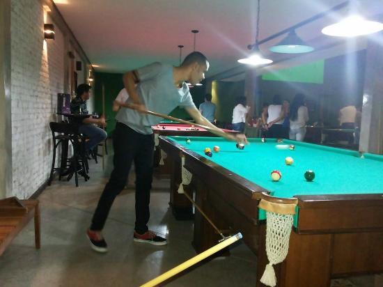 Bahrem Pompéia Snooker