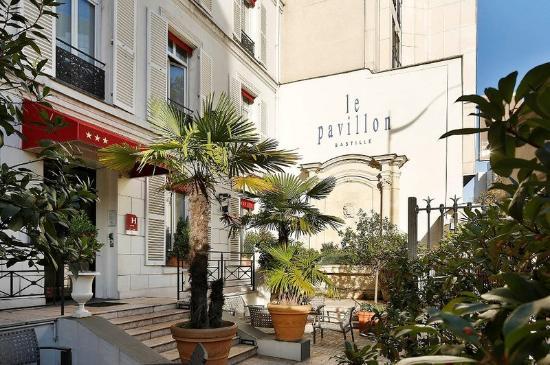 Hotel Pavillon Bastille: Exterior