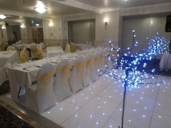 The Oak Hotel: wedding
