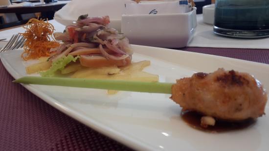 Hotel Ciputra Jakarta : A Wonderful Balinese Appetizer by Chef Kelana