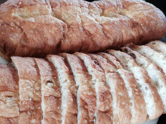 Best Italian Bread Picture Of Savary Island Pie Company