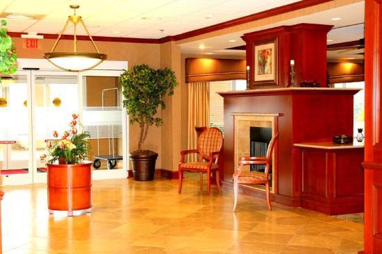 Hampton Inn Easley : Lobby Area