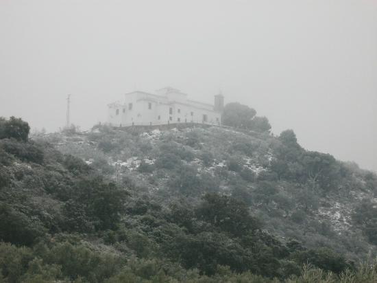 Sierra de Araceli: invierno