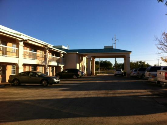 Days Inn Fort Stockton: Entrance